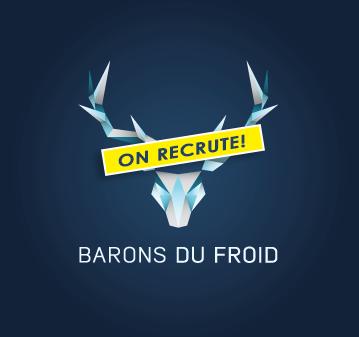Logo Barons du froid